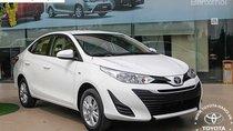 Cần bán Toyota Vios 1.5E MT 2018-2019, màu trắng, giá tốt, KM hấp dẫn, trả góp 90%