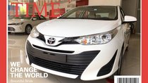 Toyota Vios 2019 ☎️ Ms Hạnh - 0967700088 -trả trước 110 triệu, tặng bảo hiểm 2 chiều, lãi suất từ 0.58%