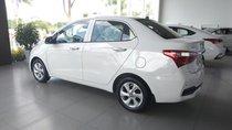 Bán xe Hyundai Grand i10 sedan 2018, màu trắng, xe nhập, giá tốt Đà Nẵng