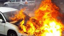 Kinh nghiệm phòng chống cháy nổ xe ô tô cần ghi nhớ
