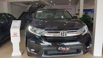 Honda Bắc Giang bán CRV 2019, màu đen đủ bản, xe giao ngay đăng ký đăng kiểm trong ngày, Thành Trung 0982.805.111