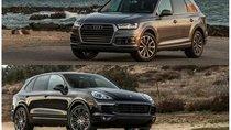SUV yên tĩnh nhất: Chọn Porsche Cayenne hay Audi Q7?