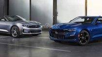 Chevrolet Camaro 2019 chốt giá khởi điểm, giảm tiền các biến thể