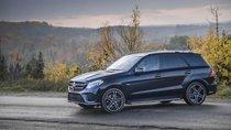 Mercedes-Benz GLE và GLS-Class 2018 bị triệu hồi do lỗi phanh