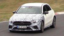 Mercedes-AMG A35 bổ sung động cơ điện, mạnh 300 mã lực