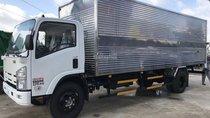 Bán xe tải Isuzu VM 1T9 thùng kín dài 6m2 mới 100% hỗ trợ trả góp