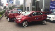 Bán xe Ford EcoSport năm sản xuất 2018, màu đỏ, giá 525tr