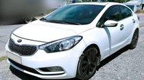 Cần bán xe Kia K3 năm 2014, màu trắng, 495tr