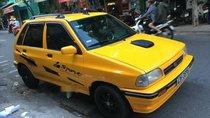 Cần bán lại xe Kia CD5 đời 2004, màu vàng giá cạnh tranh