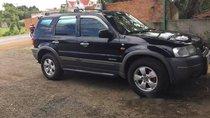 Cần bán gấp Ford Escape 202 limited 3.0 2002, màu đen, giá tốt