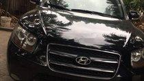 Cần bán lại xe Hyundai Santa Fe sản xuất 2009, màu đen, giá chỉ 550 triệu