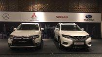 Bán xe Nissan X trail 2.5SV Luxury sản xuất 2018, màu trắng