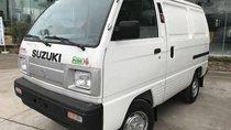 Bán ô tô Suzuki Super Carry Van Van sản xuất 2018, màu trắng