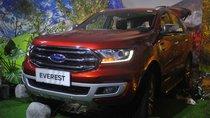 Ford Everest 2018 về Việt Nam nhưng không có phiên bản Ambiente