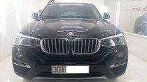 Bán BMW X4 xDriver28i, sản xuất 2014, màu đen, nội thất kem, nhập khẩu nguyên chiếc, biển Hà Nội