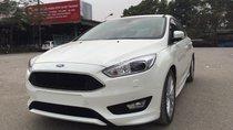Khuyến mại hơn 50 triệu tiền mặt, tặng gói phụ kiện và giao ngay Ford Focus 5D 2018 , lh 0974286009