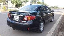 Cần bán xe Toyota Corolla altis sản xuất 2009, màu đen giá cạnh tranh