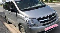 Bán Hyundai Grand Starex đời 2015, màu bạc như mới, giá 835tr