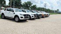 Cần bán xe Ford Ranger đời 2018, màu trắng