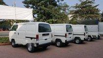 Cần bán lại xe Suzuki Super Carry Van sản xuất 2018, màu trắng giá cạnh tranh