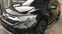 Cần bán Honda CR V đời 2018, màu đen