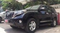 Cần bán Toyota Prado sản xuất 2015, màu đen