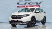 Bán Honda CRV 2019 nhập khẩu, 7 chỗ, đủ màu, giao sớm, thủ tục nhanh gọn, không phức tạp