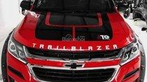 Bán ô tô Chevrolet Trailblazer đời 2018, màu đỏ, nhập khẩu nguyên chiếc