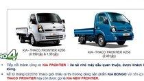 Cần bán xe tải Kia K200 New 2018 động cơ Euro 4 tải trọng 1490/1900Kg - giá tốt nhất