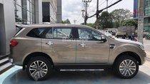 Ford Everest 2.0L mới 2018 số tự động 10 cấp, hỗ trợ trả góp 80%, 250tr nhận xe ngay