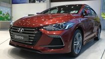 Bán Hyundai Elantra Sport 2018 hoàn toàn mới, thể thao với đẳng cấp