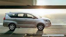 Toyota Innova hơn 10 năm vẫn là lựa chọn số một