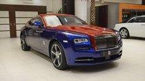 Chiêm ngưỡng bộ cánh độc đáo của siêu phẩm Rolls-Royce Wraith