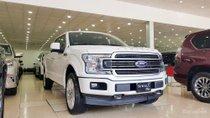 Bán Ford F150 Limited nhập Mỹ màu trắng, nội thất đen, mới 100% giao ngay