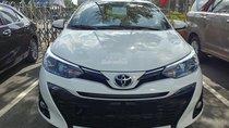 Bán xe Toyota Yaris G 2018 trả góp chỉ 150tr, lãi suất 0.55%, giao liền, đủ màu