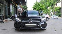 Cần bán xe Mercedes C300 AMG sản xuất 2017, hộp số 9 cấp, chạy 9000km