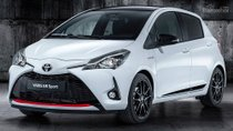 Toyota Yaris GR Sport sẵn sàng ra quân