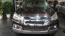 Bán xe Isuzu Mu-X đời 2018, màu nâu cafe, nhập khẩu, mua xe nhận ngay quà tặng trị giá 20 triệu đồng