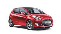 Hyundai Santro sắp trình làng tại Ấn Độ rẻ như bèo, chỉ có hơn 100 triệu đồng