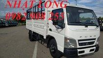 Bán xe tải Fuso Canter 2.1 tấn đời 2018, tiêu chuẩn khí thải Euro 4, giá tốt liên hệ 0982 908 255