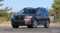 Subaru Ascent 2019 đạt chuẩn an toàn cao nhất từ IIHS