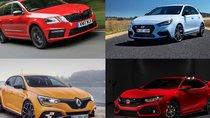 Top 10 xe hatchback tốt nhất hiện nay: Toyota ''mất hút''