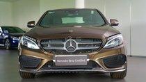 Bán Mercedes C300 AMG 2018 cũ, lướt 15.000 Km, chính hãng