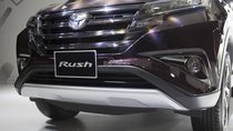 Thông số kỹ thuật Toyota Rush 2019 kèm giá lăn bánh mới nhất