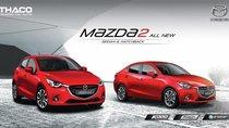 Giá xe Mazda 2 tháng 3/2019, xe nhập khẩu Thái Lan không khuyến mại