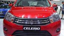 Bán xe Suzuki Celerio, màu đỏ, nhập khẩu, giá tốt và nhiều khuyến mại hấp dẫn, liên hệ 0936342286