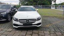 Bán xe Mercedes-Benz E250 màu trắng lướt tại Mercedes Trường Chinh
