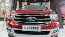 Bán Ford Everest 2.0 Trend sản xuất năm 2019, màu đỏ, nhập khẩu nguyên chiếc, đủ màu giao ngay. LH 0974286009