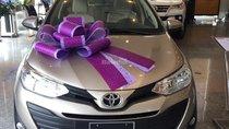 Toyota Tân Cảng bán Toyota Vios 1.5E 2019 - Hỗ trợ trả góp - Nhiều ưu đãi hấp dẫn mừng xuân Kỷ Hợi 2019 - LH: 0901923399