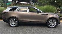 Cần bán LandRover Range Rover Velar S 2018,  2019 màu xám (ghi), màu đồng, nhập khẩu nguyên chiếc giao xe 0932222253